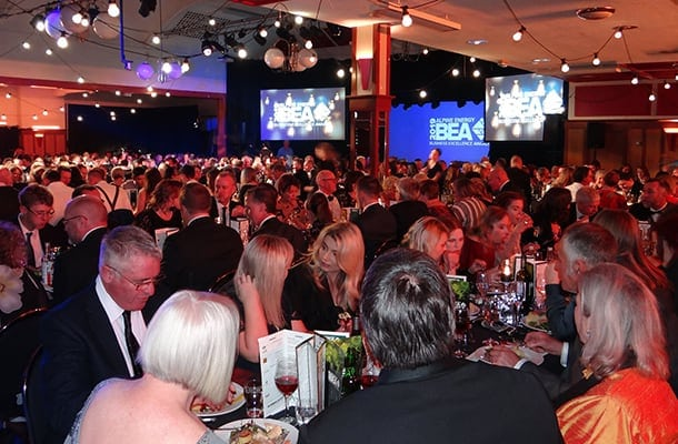 2019 Business Excellence Awards-dinner-South Canterbury-New Zealand-1col