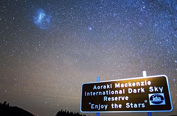 Aoraki Mackenzie International Dark Sky Reserve-Mackenzie District-South Canterbury-New Zealand-1col