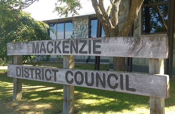 Mackenzie District Council-Fairlie-South Canterbury-New Zealand