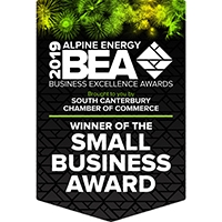 Small-Business-Award-2019_Winner-Flag_South-Canterbury_Business-Excellence-Awards