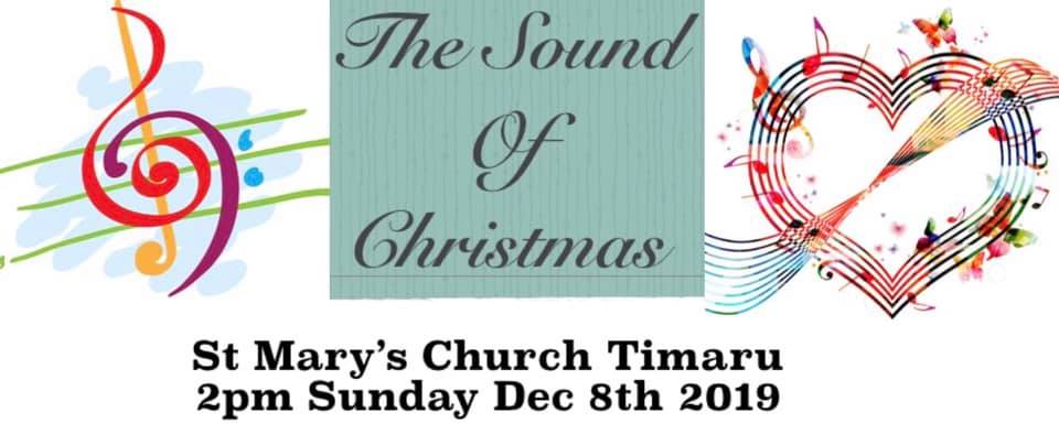 Sound of music st marys church timaru