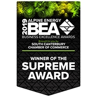 Supreme-Award-2019_Winner-Flag_South-Canterbury_Business-Excellence-Awards