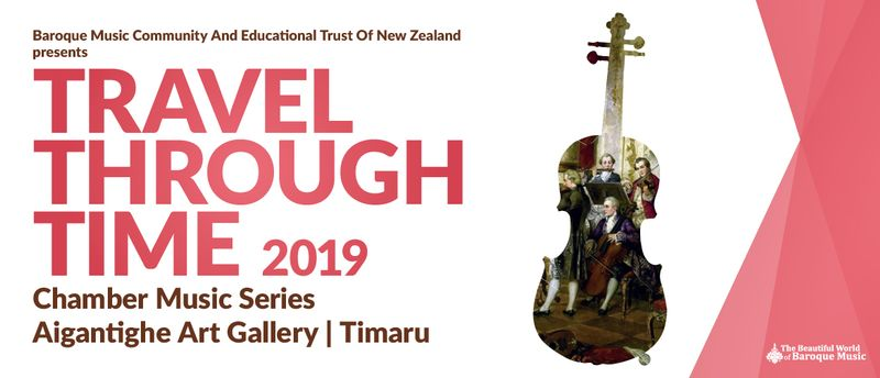 Travel through time The Beautiful World of Baroque Music 2019