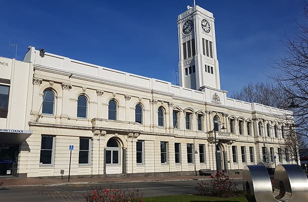 Timaru District Council Building South Canterbury-sm