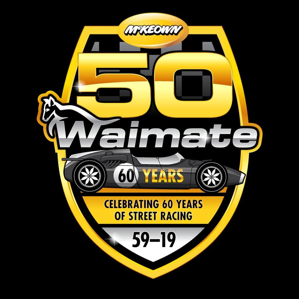 Waimate 50 street race 60 years