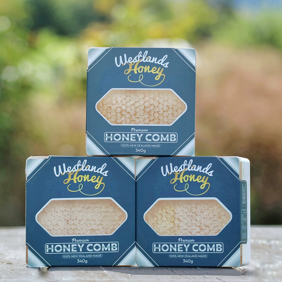 Westlands-Honey_Fairlie_Mackenize-District_South-Canterbury_New-Zealand_Honey-Comb-Honey_Gallery