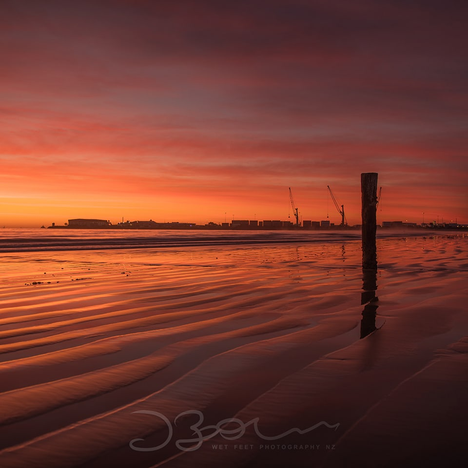 Wet-Feet-Photography-Caroline-Bay-Port-sunrise-Timaru-South-Canterbury_