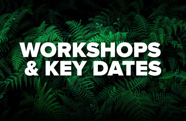 Workshop-Key-Dates